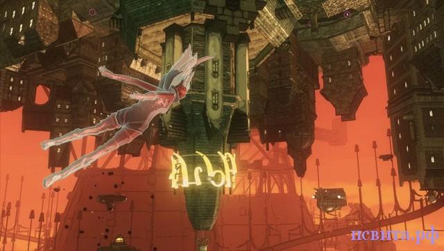 Gravity Daze для PS Vita
