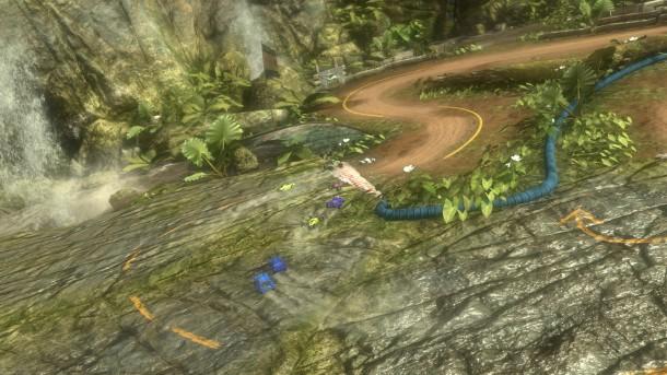 Серия скриншотов Motorstorm RC