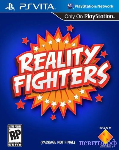 Игра Reality fighter для PS Vita