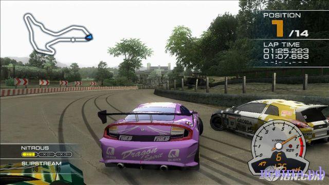 Ridge Racer для PS3