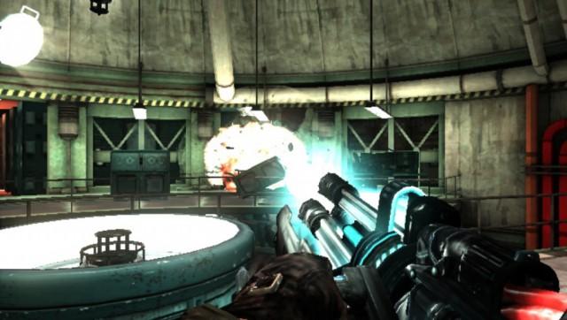 Resistance: Burning Skies новые скриншоты