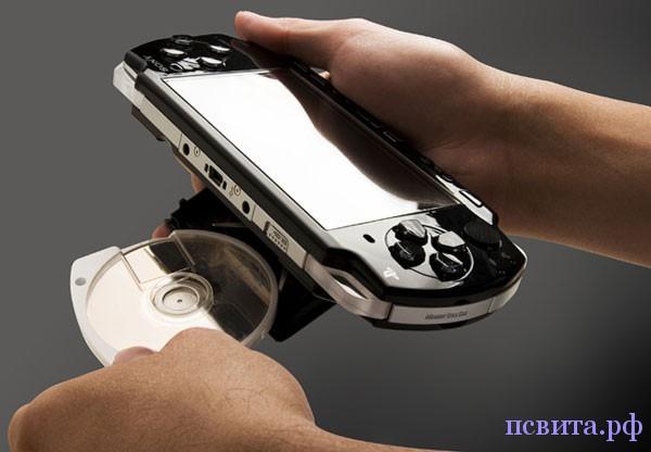 UMD в приставку PSP
