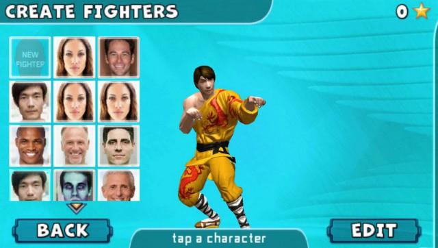 новые скриншоты Reality Fighters