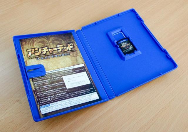 Как выглядит коробка PS Vita