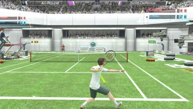 Virtua Tennis 4 скриншоты к игре