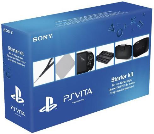 PS Vita Стартовый набор