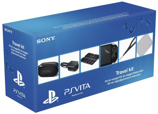PS Vita походный набор
