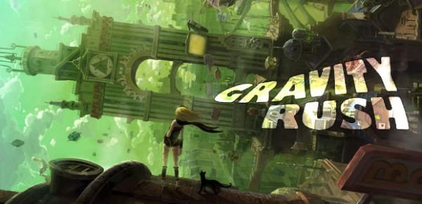 Gravity Rush на PS Vita выйдет 13 июня