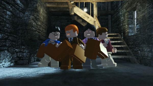Футуристический LEGO Garry Potter в разработке