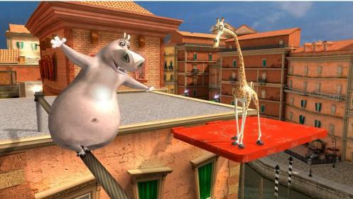 Мадагаскар 3 для PS Vita