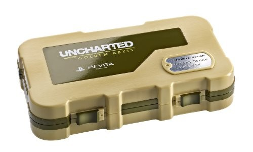 Uncharted кейс Thrustmasters