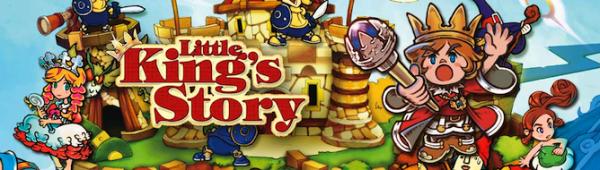 New Little King's Story выйдет в Японии на следующей неделе