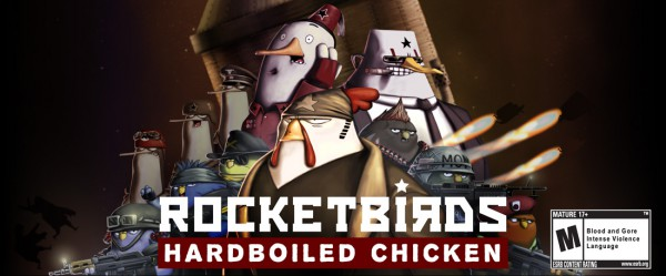 Rocketbirds: Hardboiled Chicken выйдет и на PS Vita