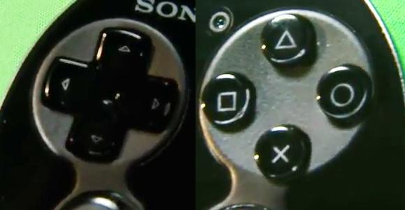 Курсоры и кнопки действия