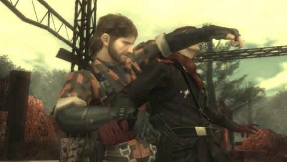 Metal Gear Solid HD Collection для PS Vita выйдет летом. Скриншоты и обложка игры.