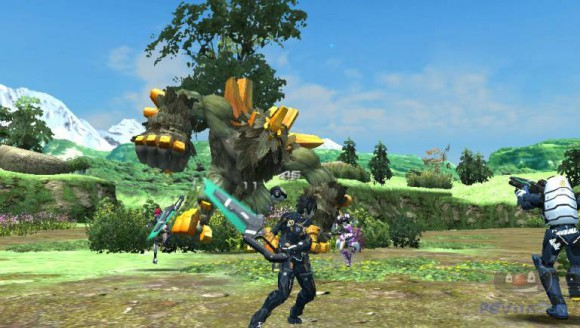 Phantasy Star Online 2 появится на PS Vita в 2013 году