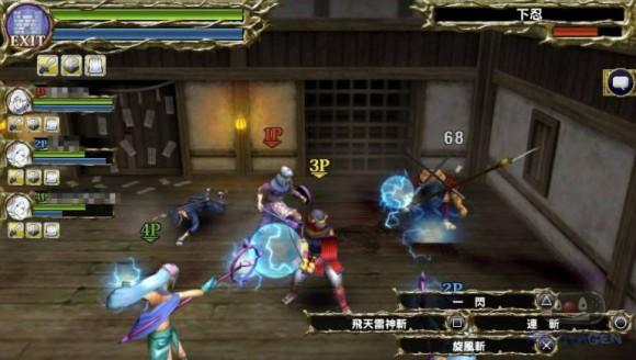 Выход двухжанровой игры Samurai & Dragons намечен на 26 апреля