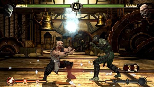 В преддверии выхода Mortal Kombat на PS Vita