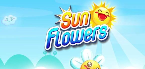 Спасаем цветы в игре SunFlowers