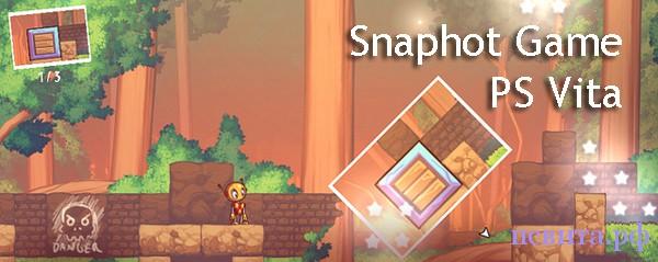 Фотографируйте в игре Snapshot для PS Vita