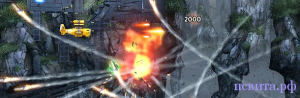 Игра Sine Mora анонсирована для PS Vita