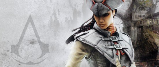 Демонстрация геймплея Assassin's Creed 3 Liberation на Playstation Vita