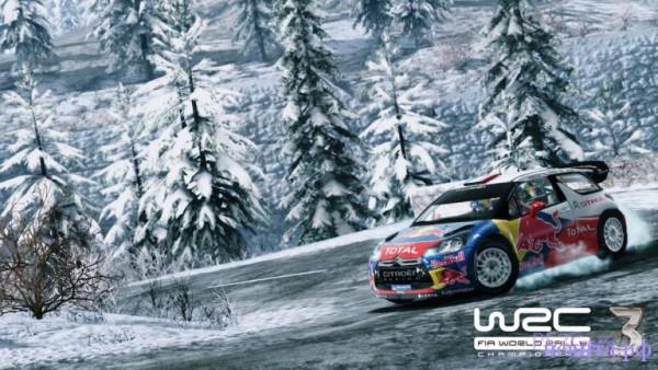 Официальный видеотрейлер и скриншоты ралли WRC3