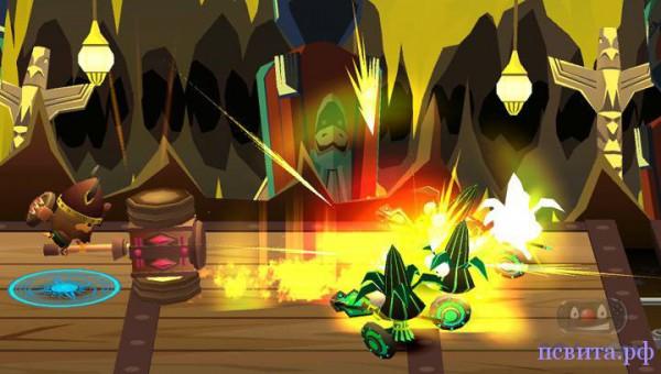 Новая RPG Picotto Knights от разработчиков Dokuro