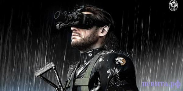 Пока нет новостей, есть видеотрейлер Metal Gear Solid Ground Zero
