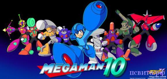 Capcom готова выпустить платформер MegaMan на Playstation Vita