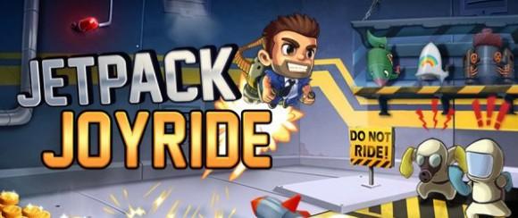 Jetpack Joyride выходит и на Playstation Vita