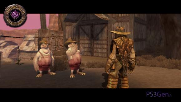 Oddworld: Гнев незнакомца выйдет 19 декабря на PS Vita