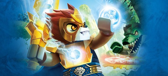 Видеотрейлер LEGO Legends of Chima: Laval's Journey