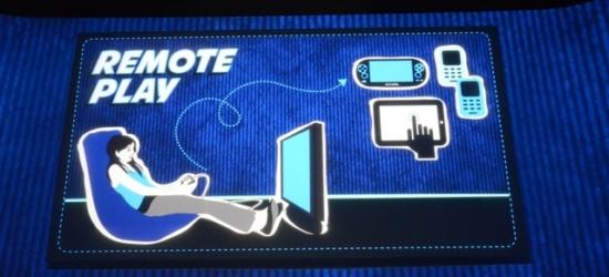 Дистанционное воспроизведение между PS4 и PS Vita