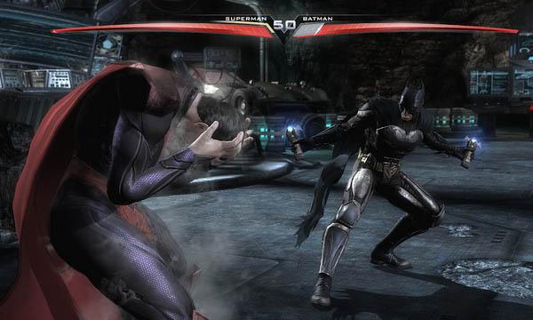 Injustice PS Vita