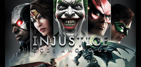 Injustice: Gods Among Us Ultimate Edition выйдет 29 ноября