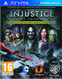 Injustice PS Vita